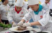 Hơn 30 đầu bếp khách sạn 5 sao thi tài tại TP HCM