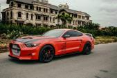 Thợ Sài Gòn độ Mustang khủng nhất VN hết hơn 500 triệu