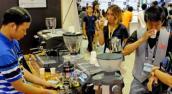 Lần đầu tiên VN tổ chức triển lãm quốc tế về cà phê và các món ngọt