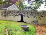 Bạn có muốn hàng rào nhà bạn nổi bật như thế này không?