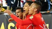 Highlights Copa America: Brazil 0-1 Peru