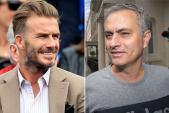 Becks muốn chào đón Mourinho tới Old Trafford
