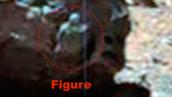 Sửng sốt vật thể lạ giống búp bê trên sao Hỏa