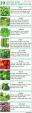 Infographic: 10 loại rau xanh tốt cho sức khỏe ngày hè