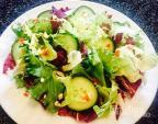 Giữ eo thon ngày hè với món salad giảm cân thanh mát