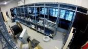 Bên trong một trung tâm dữ liệu chuyên đào tiền bitcoin ở Iceland