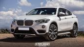 BMW X2 sẽ ra mắt vào tháng 9 tới tại triển lãm xe Paris 2016