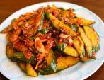 Cách làm salad dưa chuột Oi Muchim kiểu Hàn Quốc