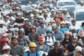 Hà Nội thúc rà soát lộ trình để giảm xe cá nhân