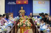 """""""Hoạt động ngành tư pháp Lào đi sau Việt Nam hơn 10 năm"""""""