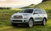 Trục trặc hệ thống lái, Toyota phải triệu hồi 135.000 xe Sequoia