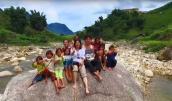 Cặp đôi Nhật Bản đi trăng mật 41 nước tới Việt Nam