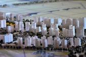 Công bố quy hoạch siêu tổ hợp tài chính cao 108 tầng trên trục Nhật Tân - Nội Bài
