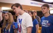 10 khu vực kiểm phiếu đầu tiên: Brexit thắng thế