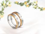 Lựa chọn các thiết kế nhẫn cưới ý nghĩa