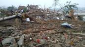 Trung Quốc: Mưa đá, lốc xoáy khiến 78 người thiệt mạng