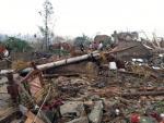 Vòi rồng cuốn chết 78 người ở Trung Quốc