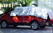 Bí quyết chống nóng cho xe ô tô