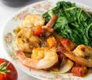 Chế biến món ăn đa dạng với tôm