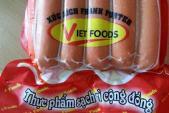 Cục An toàn thực phẩm khẳng định xúc xích Vietfoods an toàn