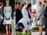 Những sự cố tốc váy tai tiếng của Công nương Kate Middleton