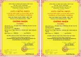 Coca Cola VN được cấp giấy chứng nhận