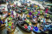 Ngày hội du lịch chợ nổi Cái Răng