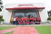 Trải nghiệm chuyến tham quan hấp dẫn đến Ajinomoto Việt nam
