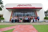Cơ hội đến thăm nhà máy Ajinomoto Việt Nam
