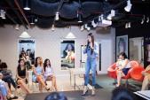 Lệ Hằng kể chuyện bị mất váy khi thi Hoa hậu Hoàn vũ 2015