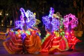 Asia Park Đà Nẵng: Tưng bừng tháng sắc màu Châu Á