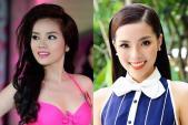 Sao Việt đã lên đời nhan sắc thể nào khi đổi kiểu lông mày