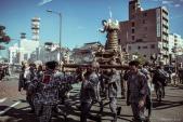 Vẻ đẹp của lễ hội pháo hoa nguy hiểm nhất thế giới