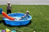 Mua bể bơi mini loại nào tốt và an toàn cho bé