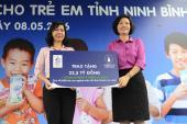 Vinamilk - Vì sự phát triển của trẻ em Việt Nam
