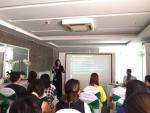 Hội thảo bí quyết giảm cân an toàn - Hiệu quả của doanh nhân Lê Hoài Anh
