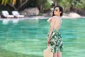 Hoa hậu Đông Nam Á gợi ý 8 set đồ đi biển