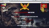 Trang web của Vietnam Airlines bất ngờ bị tin tặc Trung Quốc tấn công