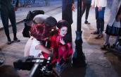 Hot girl cao 1,55 m ngất xỉu trên trường quay Next Top Model