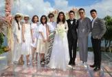 Ngắm thời trang dàn sao hạng A dự đám cưới Lâm Tâm Như