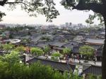 Làng cổ Hanok ở Hàn Quốc