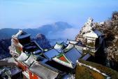Chiêm ngưỡng 10 ngọn núi có kiến trúc đặc biệt nhất Trung Quốc