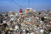 Vẻ đẹp của thành phố Olympic nhìn từ trên cao