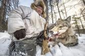 Theo chân thợ săn sói ở Siberia!