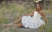 Ngỡ ngàng 11 chiếc váy độc dị nhất thế giới