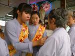 Vu Lan báo hiếu châu Á khá khác Việt Nam