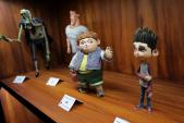 Xưởng hoạt hình Laika làm con rối cao 5m để quay phim hoạt hình
