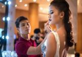 Quán quân Next Top Hương Ly diện váy cưới kiêu sa