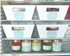 Những vật dụng văn phòng cực có ích cho tủ lạnh