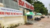 Hà Nội: Mở Trung tâm Thể dục Thể thao để người dân đến... uống bia